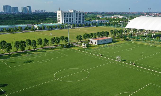 Vietnam fields first 3-star football academy in ASEAN