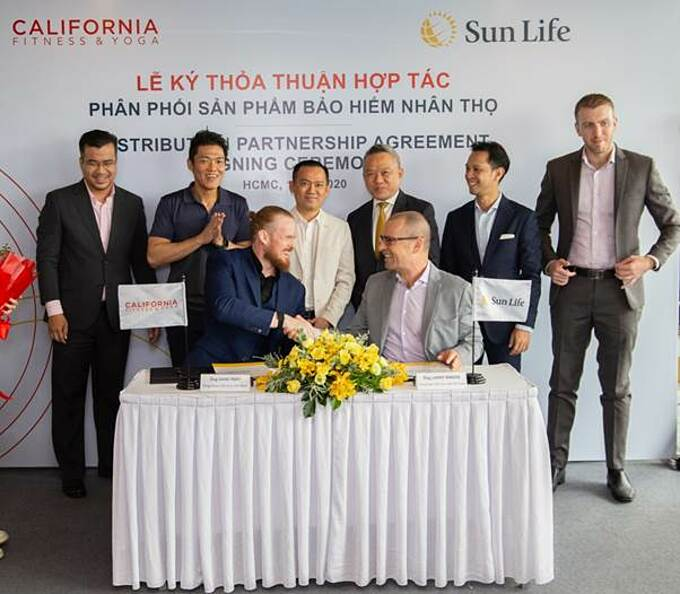 Sun Life Vietnam signs deal with California Fitness & Yoga to sell insurance products  Sun Life Vietnam signs deal with California Fitness & Yoga to sell insurance products - VnExpress International image001 1 1602478557 5133 1602478630