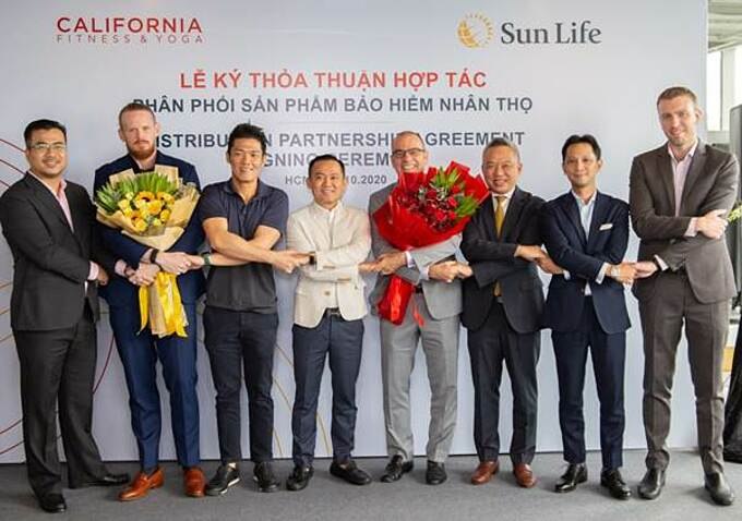 Sun Life Vietnam signs deal with California Fitness & Yoga to sell insurance products - 2  Sun Life Vietnam signs deal with California Fitness & Yoga to sell insurance products - VnExpress International image002 1602478588 4112 1602478631
