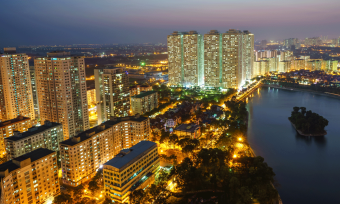 Hanoi new apartment supply hits 5-year low