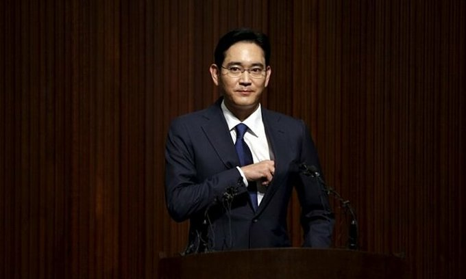 Samsung heir visits Vietnam to discuss possible investment plans