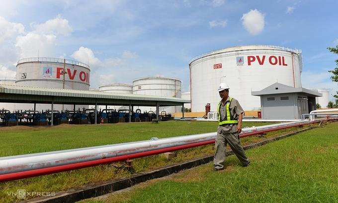 PetroVietnam Oil posts $15.8 mln loss