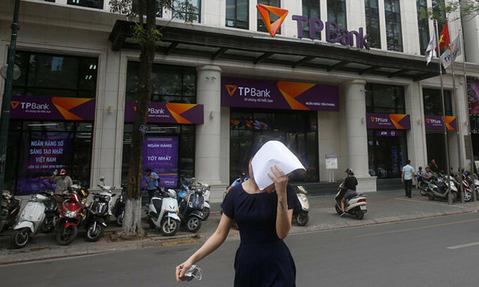 Jewelry giant DOJI to increase ownership in TPBank to 8 pct