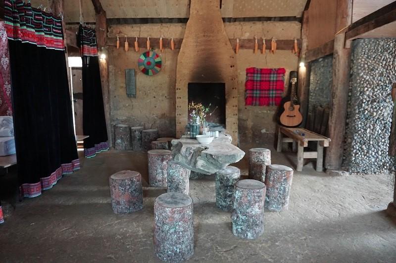 Homestay in Sin Suoi Ho. Photo by Xu Kien.