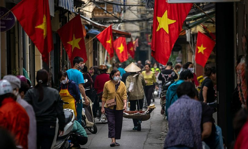 Vietnam economy to grow almost five times by 2035