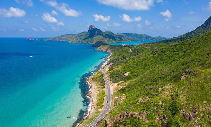 Con Dao islands among most lovable 2021 destinations: The New York Times