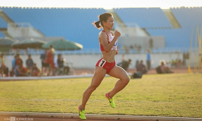 Vietnamese athletes nurture Olympian dreams for 2021