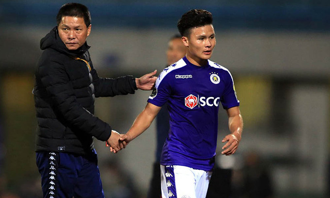Hanoi FC replaces manager after disappointing Da Nang loss