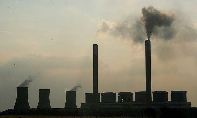 Global CO2 emissions far off net-zero trajectory