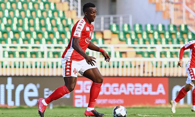 Senegalese defender joins Saigon FC after leaving HCMC FC