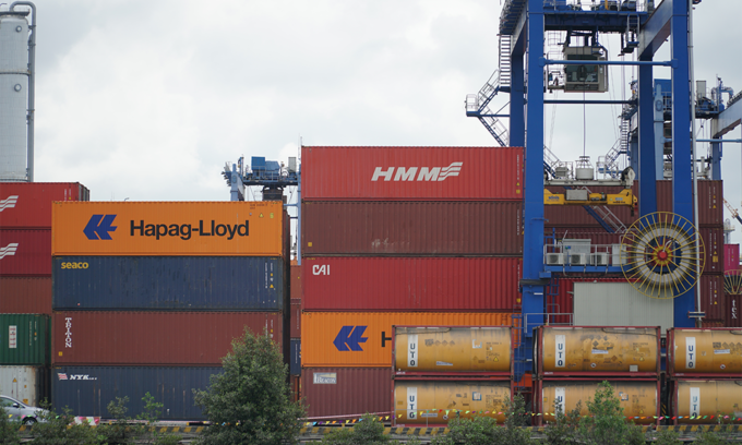 Hoa Phat group to start first container plant construction