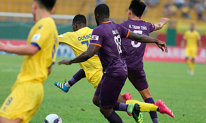 Another referee suspended for 'serious mistake' in V. League match