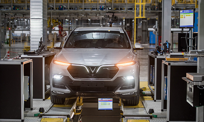 Vingroup to build second auto plant in Vietnam