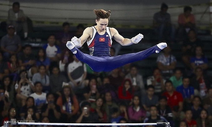 Gymnast wins another Tokyo Olympic slot for Vietnam