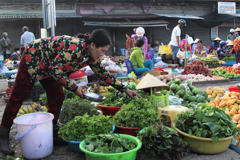 Hau Giang market displays magnetism of Mekong Delta