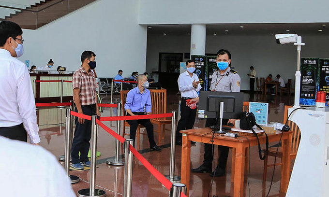 Vietnam's Covid infection tally up by 37