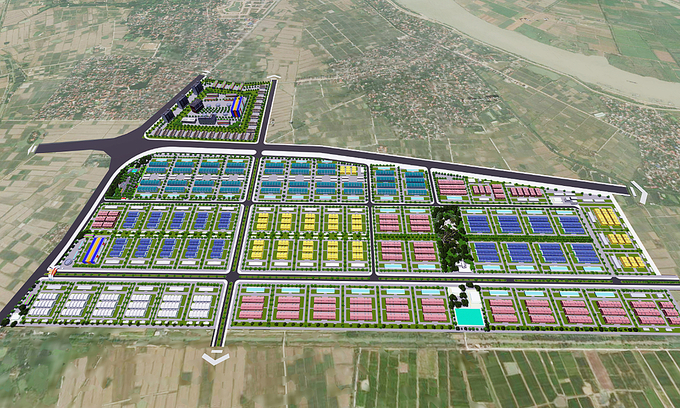 UK fund to invest over $20 mln in industrial park joint venture