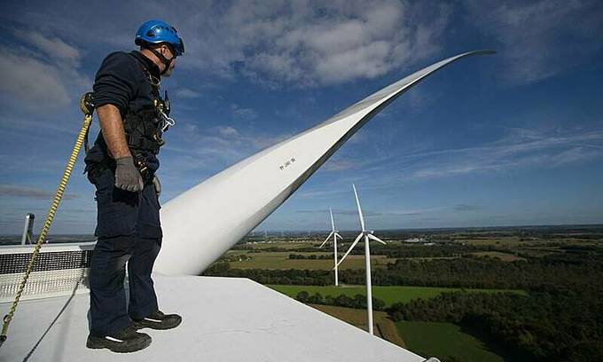 Boost to clean energy investment could drive 10 million new green jobs