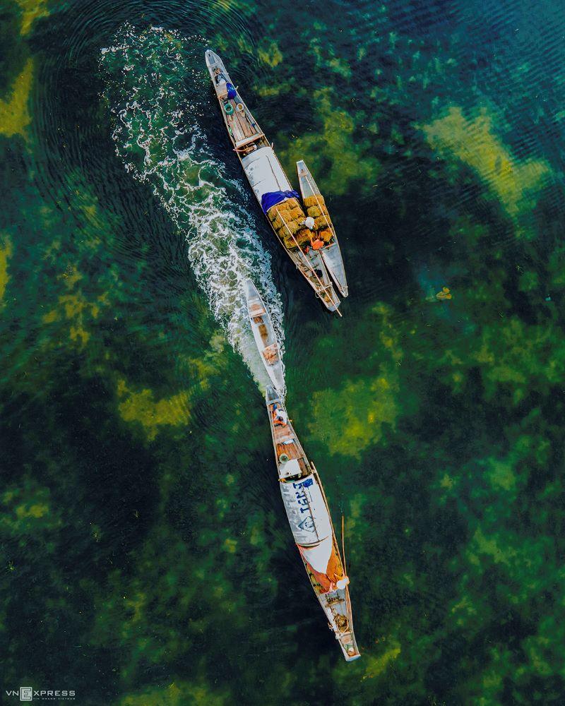 Drone pics capture Vietnam's beloved destinations