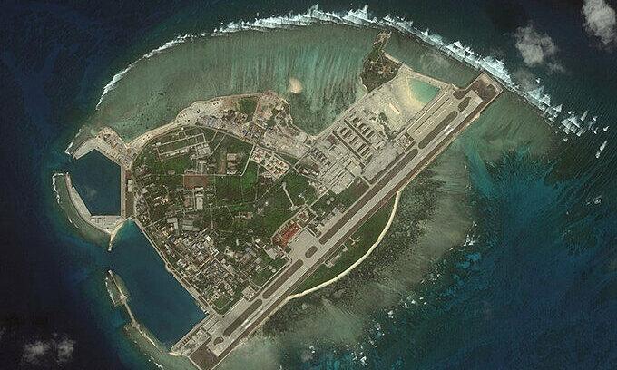 Vietnam demands China stop Paracel Islands military drills