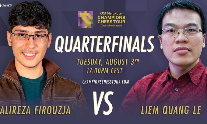 Vietnamese grandmaster advances to int'l online chess semifinal