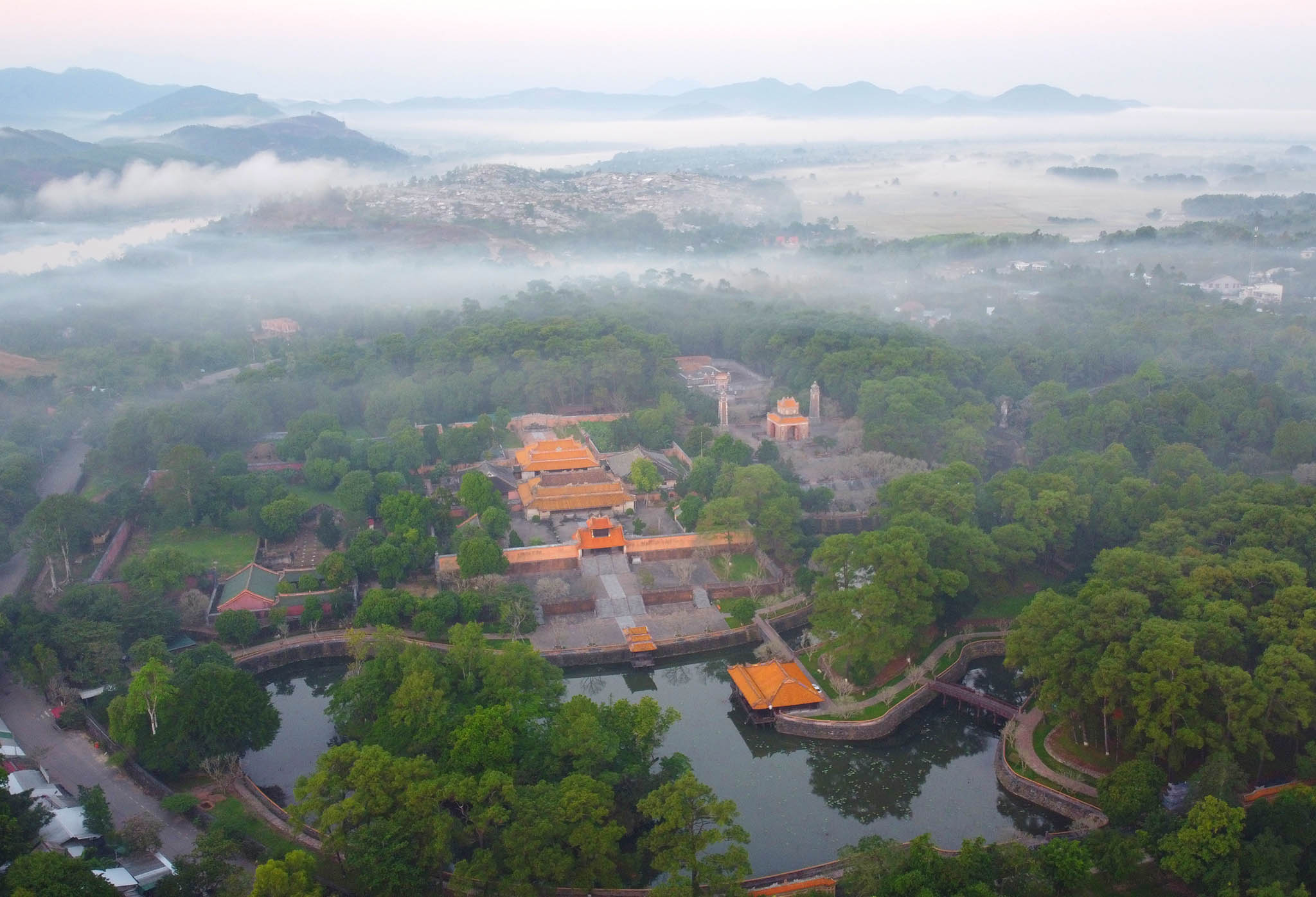 Hue royal tombs stand the test of time