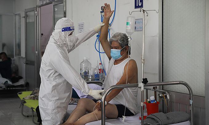Vietnam records 8,530 new Covid-19 patients