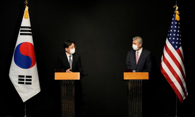 U.S. envoy urges N. Korea to end 'provocations', accept offer of talks